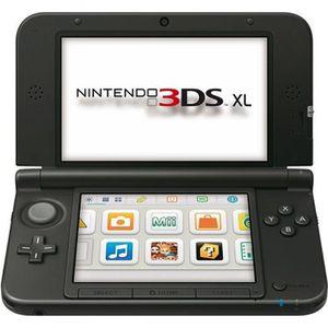 CONSOLE 3DS CONSOLE NINTENDO 3DS XL NOIRE