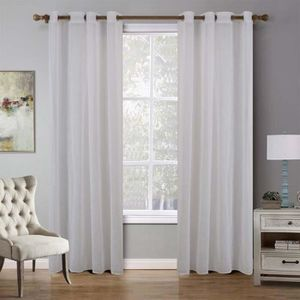 rideau 140 240 achat vente pas cher. Black Bedroom Furniture Sets. Home Design Ideas