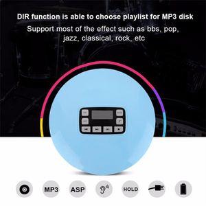 BALADEUR CD - CASSETTE Hifi Audio CD Lecteur Réminiscent Mini Portable CD