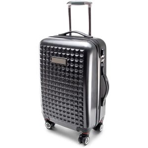 VALISE - BAGAGE TROLLEY PC CABINE (Anthracite - One Size)