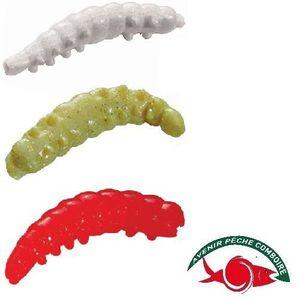 APPAT ANIMAUX Teigne artificielle Powerbait Honey Worm Garlic...
