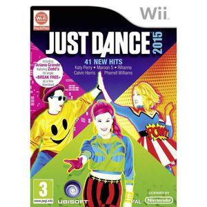 JEU WII Just Dance 2015 Jeu Wii