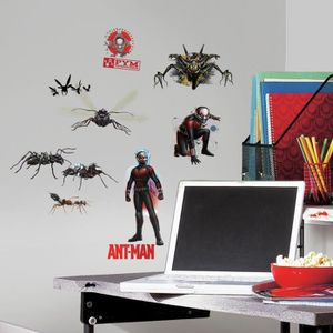 STICKERS 23 Stickers Ant-Man Avengers Marvel