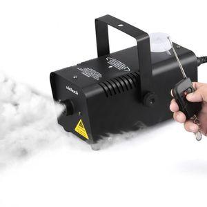 MACHINE À FUMÉE Machine à Fumée Brouillard Avec Télécommande sans