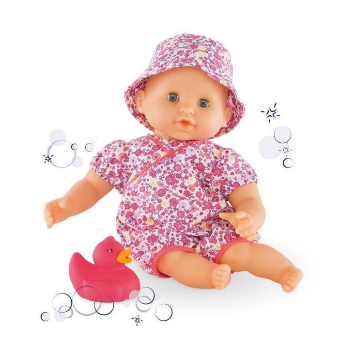 COROLLE Bébé Bain 1001 Fleurs - Poupon