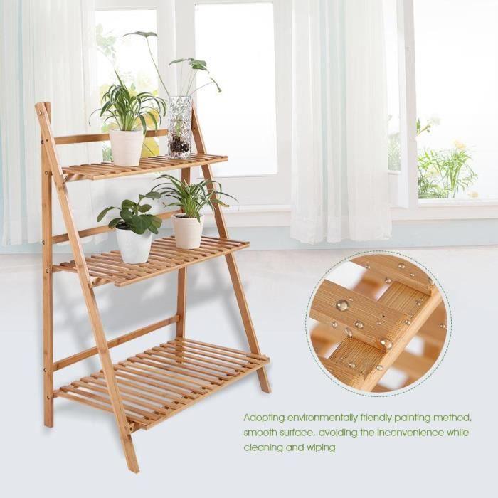 etagere porte plantes achat vente etagere porte. Black Bedroom Furniture Sets. Home Design Ideas
