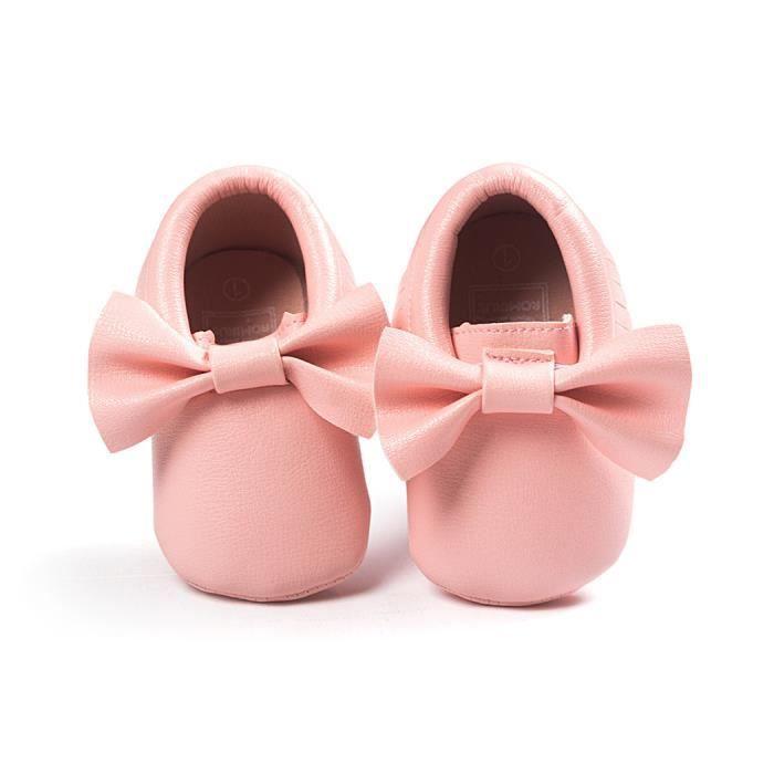 Anna-Kaci , Chaussures souples pour bébé (fille) couleur chair 6-12 months