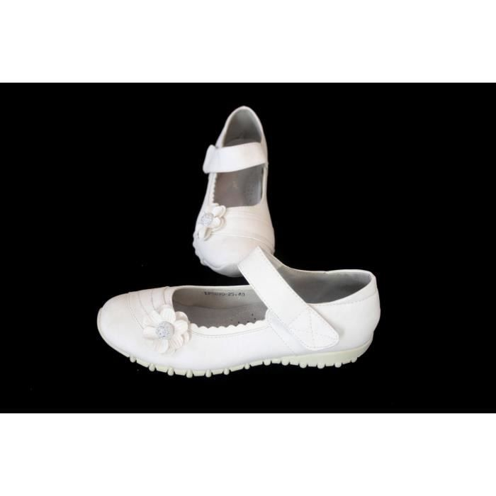 Chaussures femme blanche Confort Taille 40