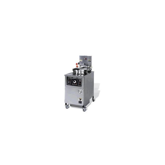 Friteuse pression electrique - manuel + systeme de filtration ...