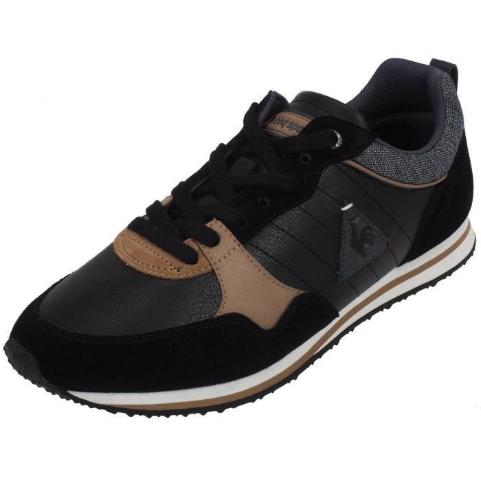Marron Sportif Chaussures Running Noir Mode Coq Bolivar Le cT1FKJl3