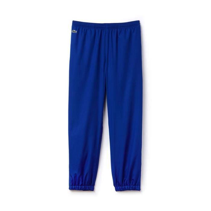 d1d7ee591f0d5 Pantalon de survêtement Lacoste xh120t sc6 bleu france. Bleu roi ...