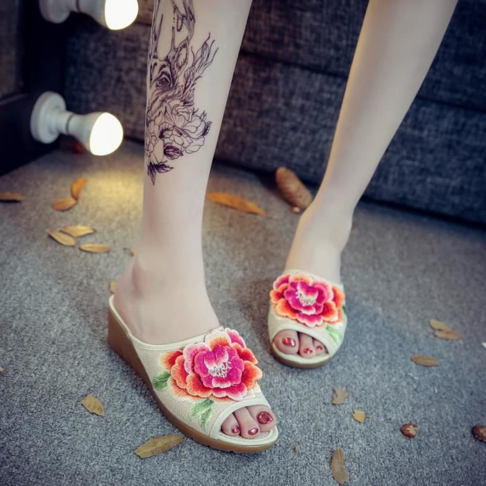 IZTPSERG Mules Chaussures grande taille CschB00N