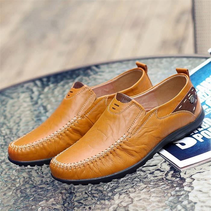 Derbies Homme Nouvelle arrivee Classique Meilleure Qualité Chaussures AntidéRapant Chaussures De Marque De Luxe