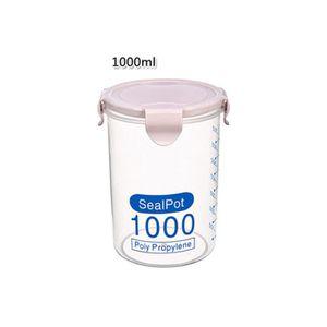 BOITE DE RANGEMENT Cuisine Boîte de rangement en plastique d'étanchéi