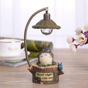 LAMPE A POSER 6*18Cm bois ronds cadeaux mobilier de maison d'ann