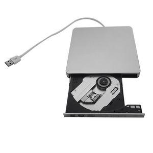LECTEUR DVD Lecteur  Enregistreur DVD RW Slim USB 3.0 externe