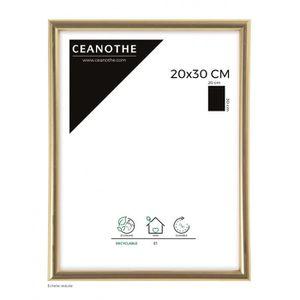 CADRE PHOTO Brio cadre photo doré Gallery 20x30 cm