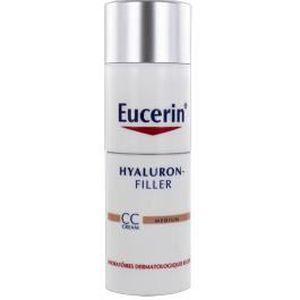 ANTI-ÂGE - ANTI-RIDE EUCERIN HYALURON FILLER - CC Cream Medium Teint et