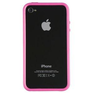 COQUE - BUMPER Kensington Bumper pour iPhone 4 Rose