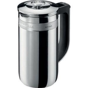 CAFETIÈRE Kitchenaid - cafetière à piston 6 tasses 0.74l ino