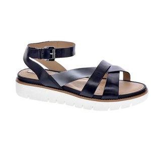 Femme Noir Geox Noir Chaussures modèle Achat Sandales Darline K5F1c3uJTl