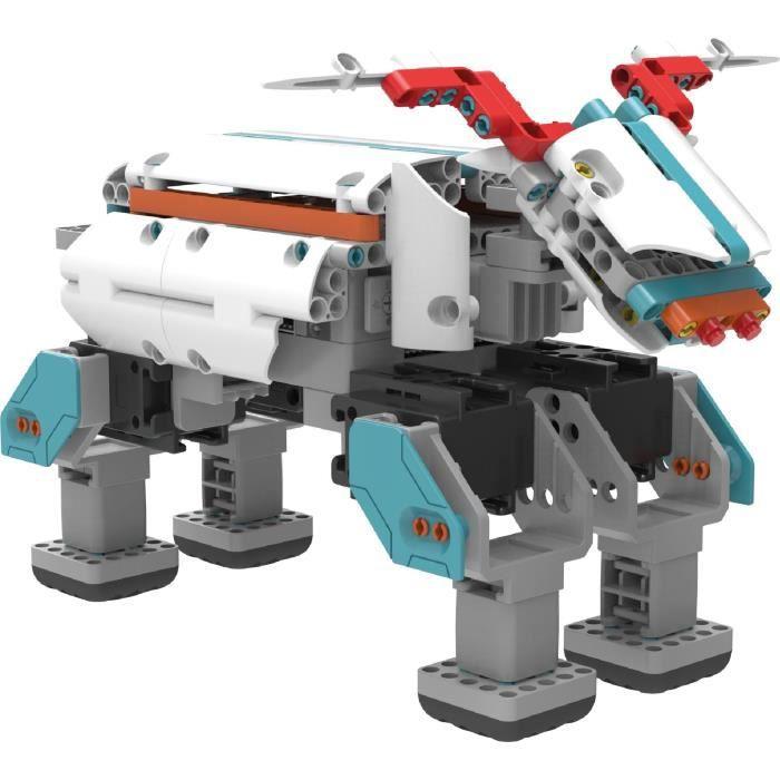 UBTECH Mini Jimu - Robot à Robot à Construire et programmable multi modèles - Ado / Adultes - - Garçon et Fille - à partir de 8 ans - Livré à l'unitéROBOT MINIATURE - PERSONNAGE MINIATURE - ANIMAL ANIME MINIATURE