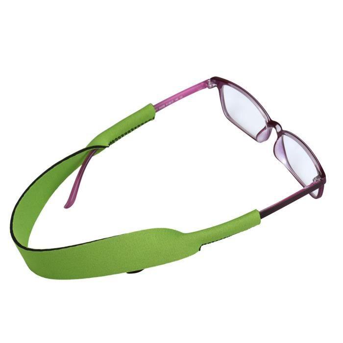 Hotskynie®5pcs lunettes Anti-dérapant sangle sports Extérieur lunettes de soleil corde porte-ruban*WZY4018544