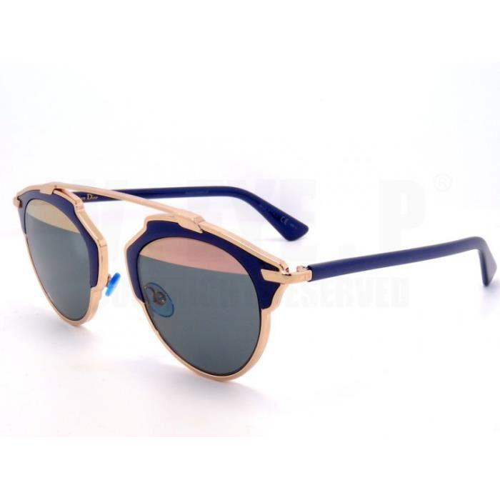 DIOR SO REAL - Achat   Vente lunettes de soleil - Cdiscount 97ecf04c7538