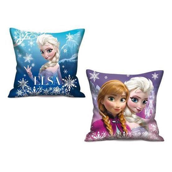 coussin la reine des neiges achat vente coussin la reine des neiges pas cher cdiscount. Black Bedroom Furniture Sets. Home Design Ideas