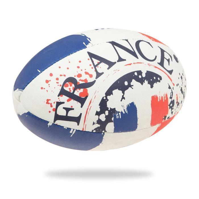 BALLON DE RUGBY GILBERT Ballon FLAG FRANCE