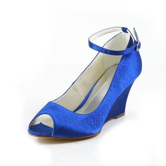 Jia Jia Wedding 121758 chaussures de mariée mariage Escarpins pour femme