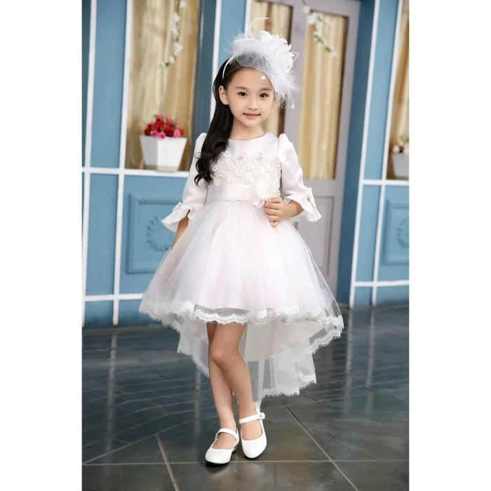 Robe pour mariage fille 6 ans