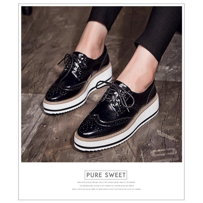 nouvelle leasure r tro mode li chaussures de sk... ypuw7