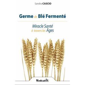 LIVRE RÉGIME Germe de blé fermenté