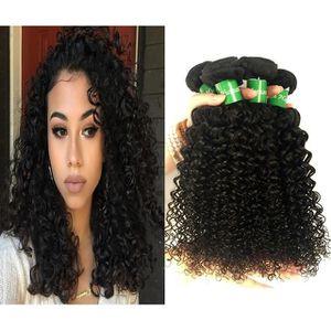 26inch perruque cheveux frisés malaisien