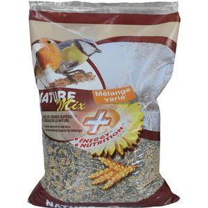 GRAINES Nature Mix+ Mélange de graines - Pour oiseaux de l