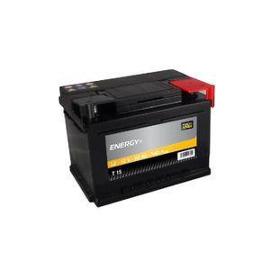 BATTERIE VÉHICULE Batterie 62 Ah 540 A/EN dimensions 242 x 175 x 190