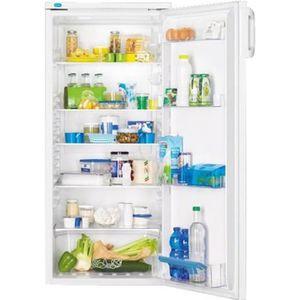 RÉFRIGÉRATEUR CLASSIQUE Zanussi ZRA25600WA Réfrigérateur pose libre largeu