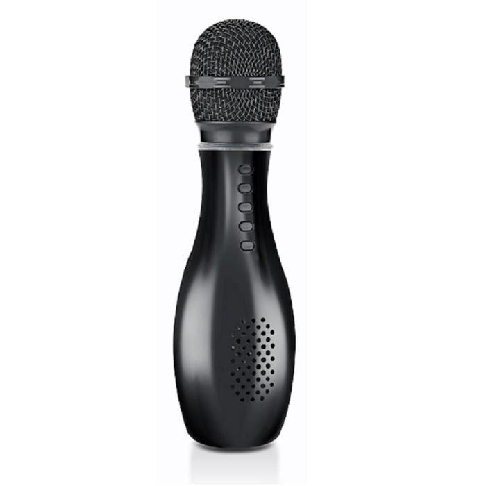 Efuture Microphone Q007 Bowling K Song Sans Fil (noir) 3 Pièces
