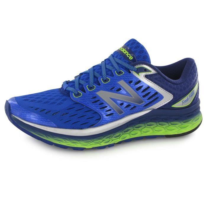 New Balance M1080 Bg6 bleu, chaussures de running homme - Prix pas ... 7ce624351127