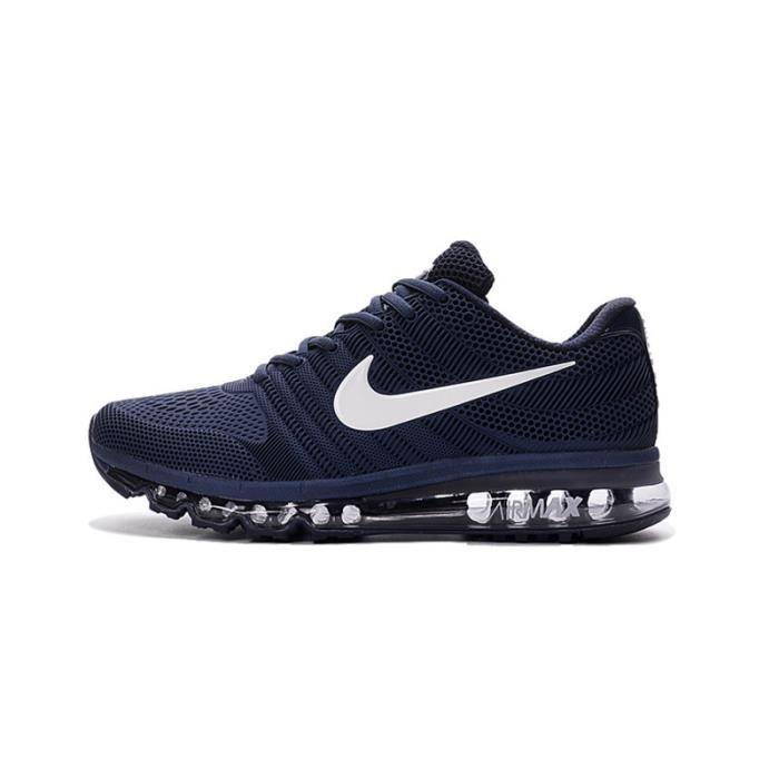 De Bleu Homme Nike Chaussures 2017 Achat Sport Air Max wPRqIRgA