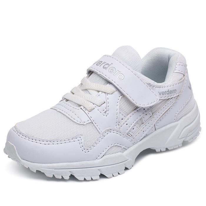 Enfants Chaussures baskets Garçon filles Respirante Chaussures de course