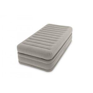 lit gonflable intex 1 place achat vente pas cher. Black Bedroom Furniture Sets. Home Design Ideas