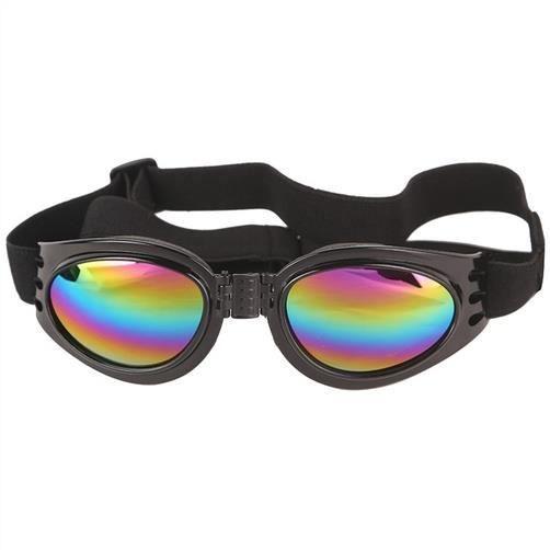 Tendance imperméable pour chien Lunettes Eye protection UV Lunettes de soleil (Noir) pzyOcJvS