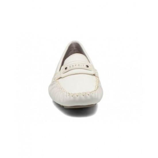 Mocassin ESPRIT SHEENA LOAFER (38 - Blanc)