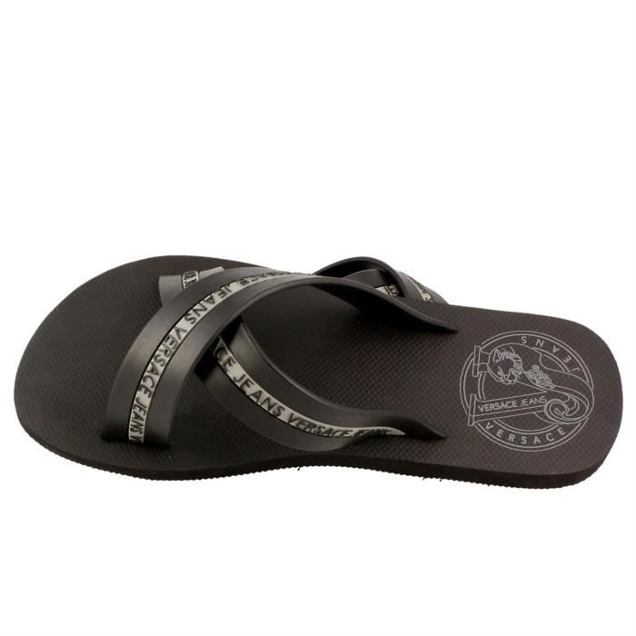 sandales / nu pieds e0ypbsl3 homme versace jeans e0ypbsl3