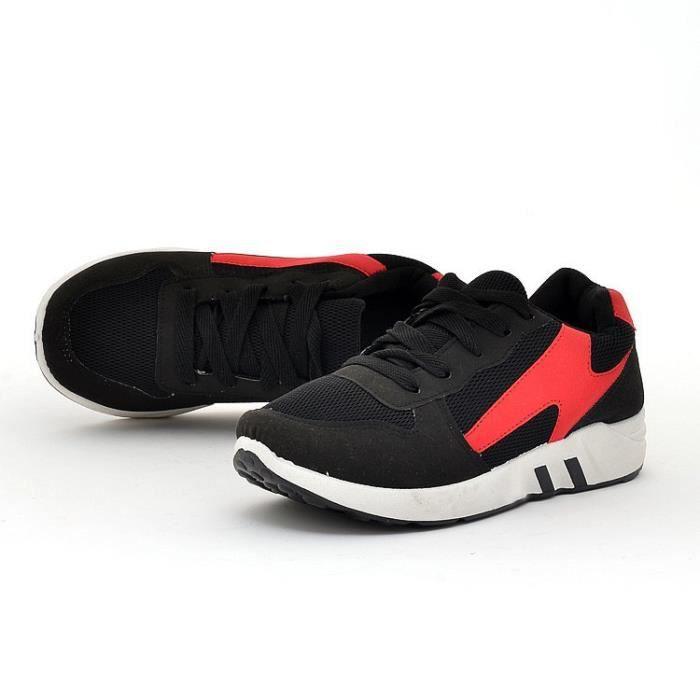 Hommes 2017 chaussures de course léger chaussures de sport textile respirant chaussures de sport confortables chaussures de