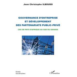 LIVRE MANAGEMENT Gouvernance d'entreprise et développement des part