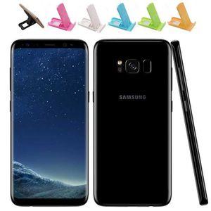 SMARTPHONE (Noir) 6.2'' Pour Samsung Galaxy S8+ S8 Plus G955F