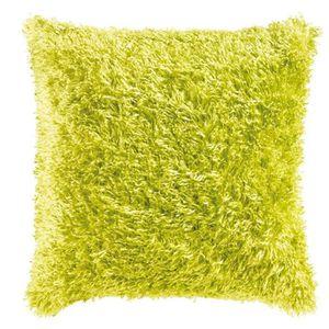 coussin vert anis achat vente coussin vert anis pas cher soldes d s le 10 janvier cdiscount. Black Bedroom Furniture Sets. Home Design Ideas